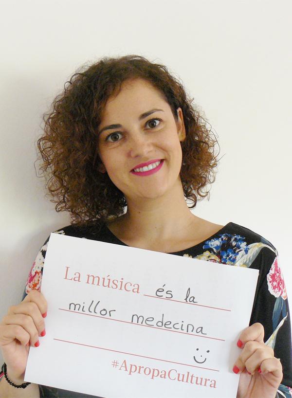 María José Anglés - Divulgació Musical a Barcelona