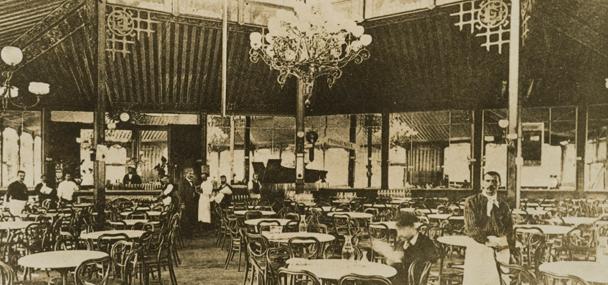 Granados i els cafès del 1920s - Ruta Granados - Rutes Musicals per Barcelona - Divulgació Musical a Barcelona